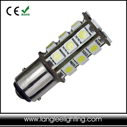 11.11 High Quality 27SMD2835 4W PCB <strong>10</strong>-30VDC LED Light Ba15d