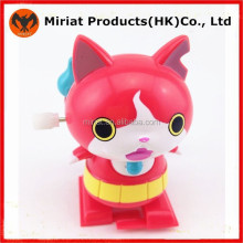 New hot mascot cat plastic wind up toys