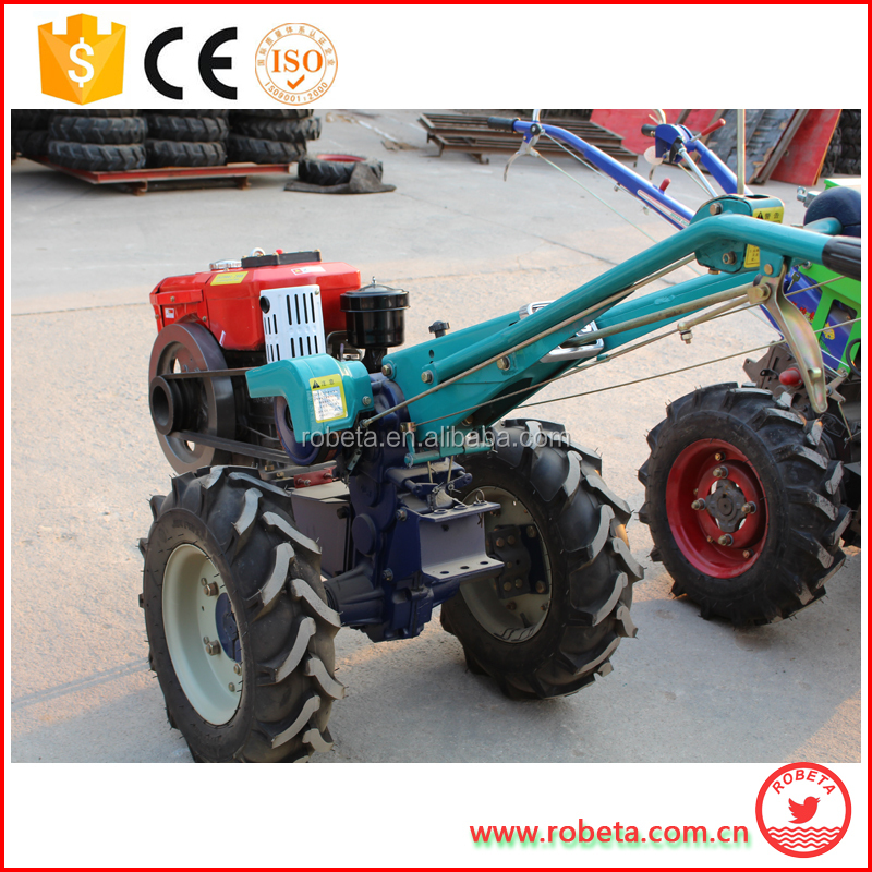 2016 Hot-selling mini farm tractor plow/tractor 3 point hitch mini trencher/mini tractor