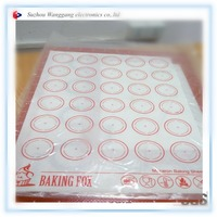Kitchen baking non stick kneading dough mat