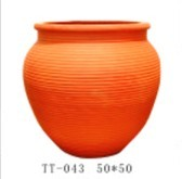 Wholesale Ceramic Garden Pottery/Handmade Flower Pot from China