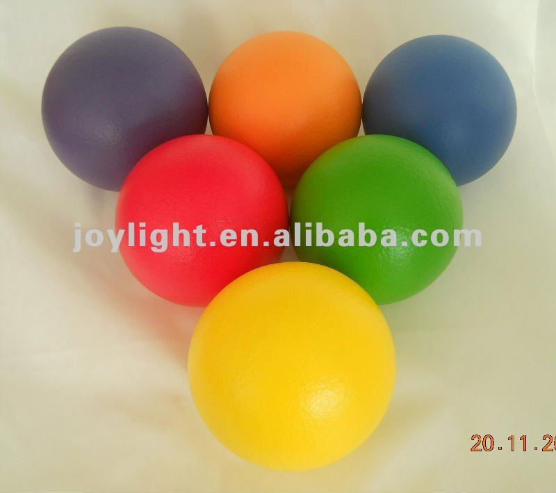 178mm Durable skin foam playground dodgeball