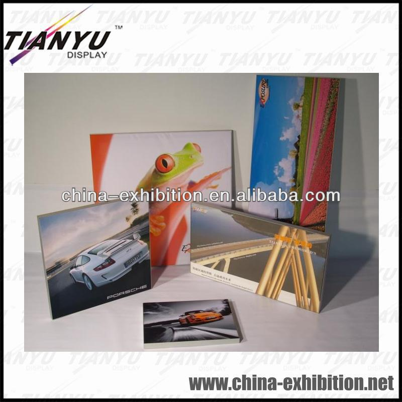 one tension strecth fabric aluminium frame