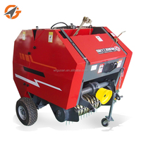 Hot Selling Mini Rouund Hay Baler