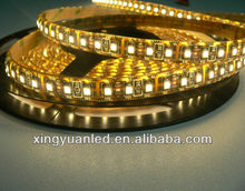 12V Led Waterproof Strip Light 5050 amber/black/white circut board