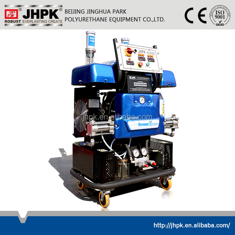 hydraulic-driven polyurethane spray foam machine/polyurea spray machine JHPK-H3500