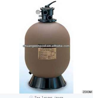Hot Sale Swimming Pool Top- Mount Sand Filter