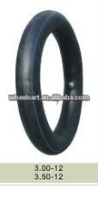 Motorcycle Natural And Butyl Rubber Inner Tube From Shandong China