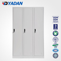 3 doors wardrobe closet organizer home depot with best price
