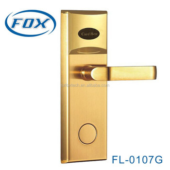 FOX 2015 new RFID door lock access control system