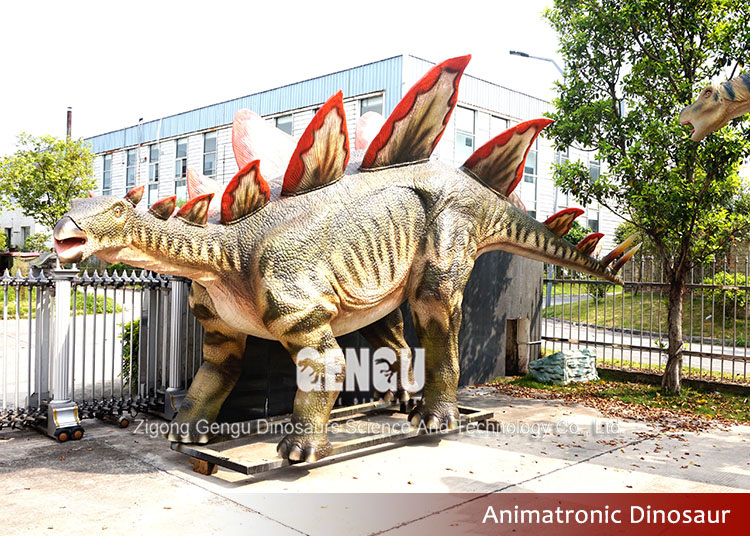 Amusement park hot sale dinosaur model
