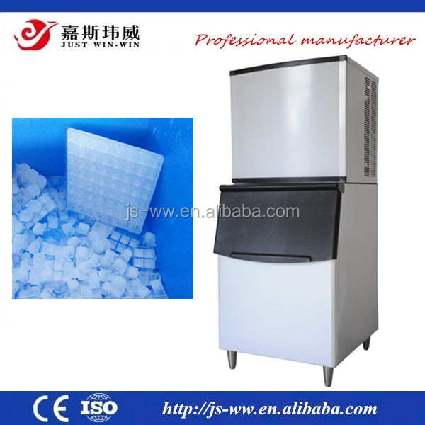 best price 400kg/day cube ice machine hot sale/waht is your best offer