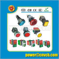 Illuminated Momentary Pushbutton Switch Push button switch