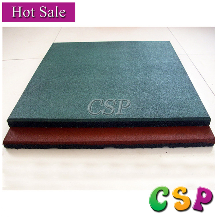 Sound absorption rubber mat,recycled rubber roofing tiles