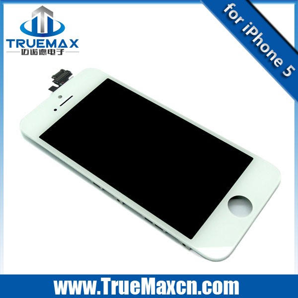 Hot Sale Display LCD Touch Screen With Digitizer for iPhone5