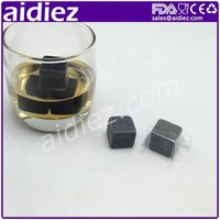 Fashion gift chill stone whisky ice cubes