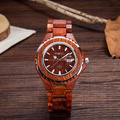 Natural Real Wood watches Handmade Wood Band Watches From China Watch Manufacturer