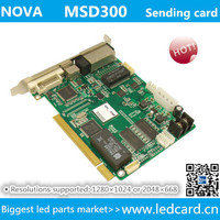 MSD300 led display sending card