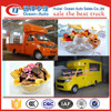 Haima customized fast food vending carts/mobile hot dog cart for sale