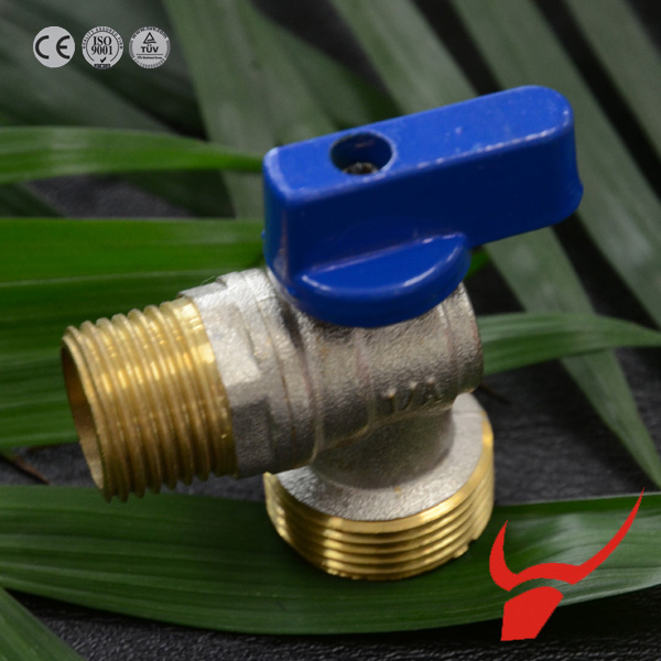 high quality iron core copper body ppr valve
