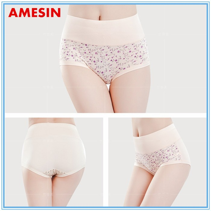 Women Tight Underwear Panty for Fat Women Breathable Panty for Lady