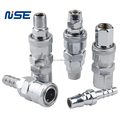 hose quick connect couplings pneumatic quick coupler ferrule fitting connection coupling