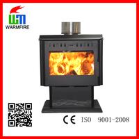 Classic CE Insert WM204A-2500, Metal Wood Burning Fireplace