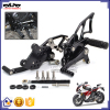 ARS-R3-15 High Precision CNC Aluminum Anodized Adjustable Rear Set Motorcycle Rearset for Yamaha YZF R25/ YZF R3 2013-2015