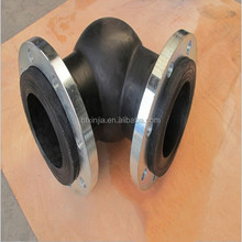Rubber Elbow Joint for Pipe Fitting 90 Degree Bend Expansion Flexible Rubber Elbow