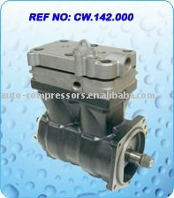 Volvo truck FH air brake compressor 20701801 MAKER NO 412 704 0050