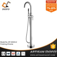 gun faucets freestanding bathtub filler cUPC