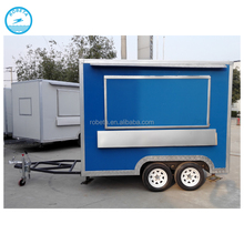 food truck caravan fast food trailer for sale usa