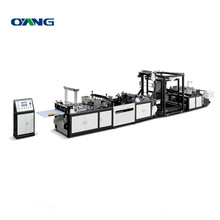 High Speed AW-B700 handle bag Flowers Packing Bag Making Machine