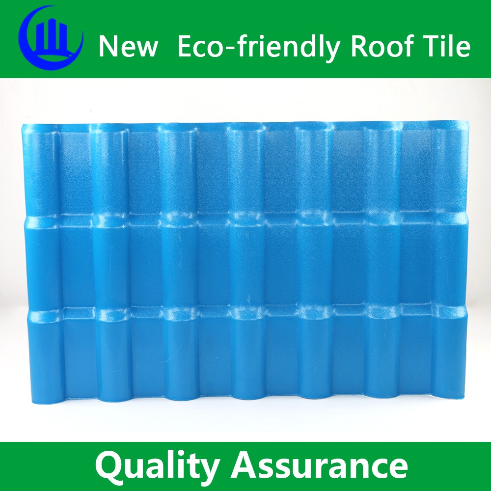 30 years guarantee lightweight french composite waterproof flat concrete roof tile/Quality of light
