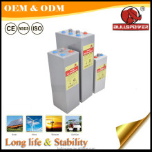Solar Tubular Gel Deep cycle OPZV battery 2v 2000ah 24v 48v opzv for solar panel