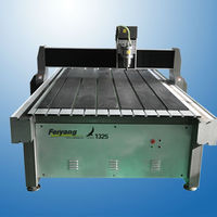 Best quality home made cnc router FY1325 with CE