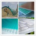 Sunshine PC Polycarbonate Hollow Sheet Board For greenhouse