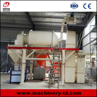C10 Automatic Vitrified Beads mix sand and cement Dry Mix Mortar Equipment Machine Thermal Insulation Mortar Production Line