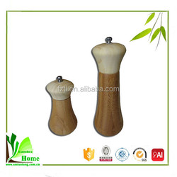 Bamboo Oil and Vinegar Cruet