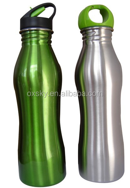 bpa free stainless steel wide mouth water bottle cool water bottles
