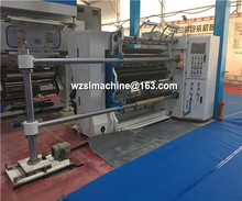 China new plastic Type Aluminium Foil Rewinding And Slitting Machine
