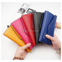 Cheap Lady Leather Wallet For Women Leather Purse