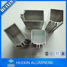aluminum curtain wall design for project building