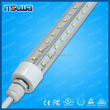 4tube t8 fixture retrofit Wholesale 8ft t8 led tube lights 18w 120cm 1200mm 4ft ETL DLC SAA TUV CE ROHS Certificate