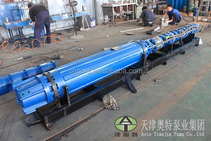 agriculture irrigation/fountain/pool/coal mine/deep well submersible pump
