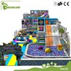 plush amusement park inflatable slide indoor playground