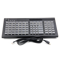 84 Keys Pos Keyboard With IC Card reader MSR Reader