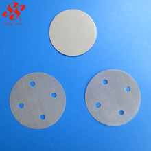 fine 10 20 30 40 50 60 70 80 90 100 120 micron sus 304 stainless steel wire water filter mesh screen, filter disc
