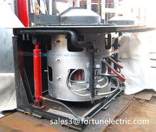 2 ton MF Induction Melting Furnace