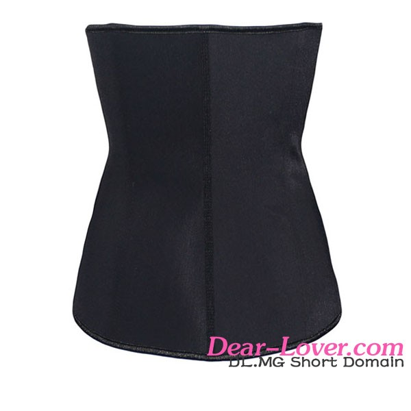 hot selling new arrival 4 steel bone rubber corset lingerie